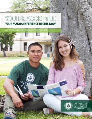 Accepted Student Brochure Fall 2015 By Office Of Admissions ...