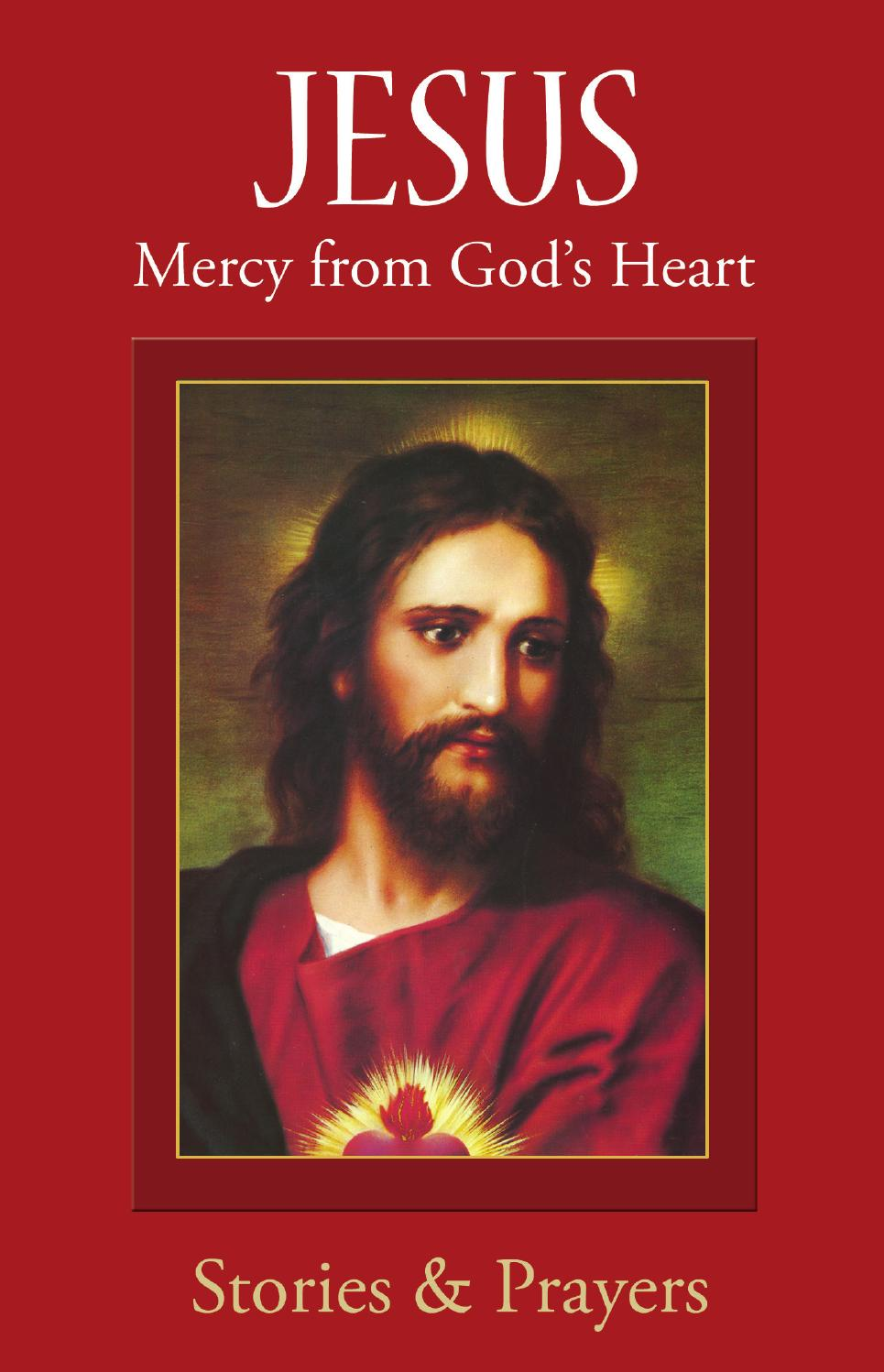 Jesus Mercy From God S Heart By Pauline Books And Media