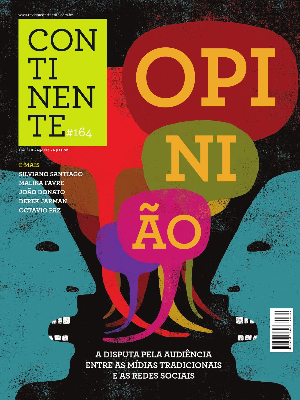 95e394b84dded Continente  164 - Opnião by Revista Continente - issuu