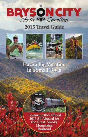 Bryson City Travel Guide By Community Newspapers Issuu