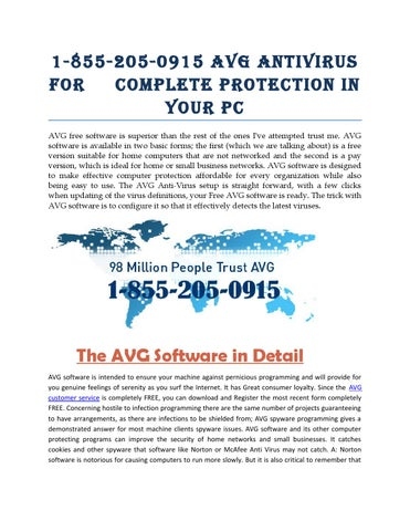 what is avg basic protection