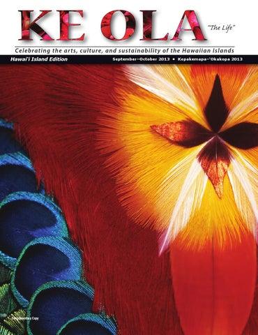 11a584d1263 September-October 2013 by Ke Ola Magazine - issuu