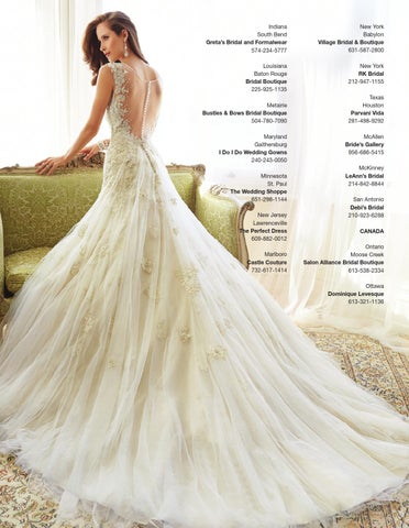 f60d71e817f9d Indiana South Bend Greta's Bridal and Formalwear 574-234-5777 Louisiana  Baton Rouge Bridal Boutique 225-925-1135 Metairie Bustles & Bows Bridal  Boutique ...