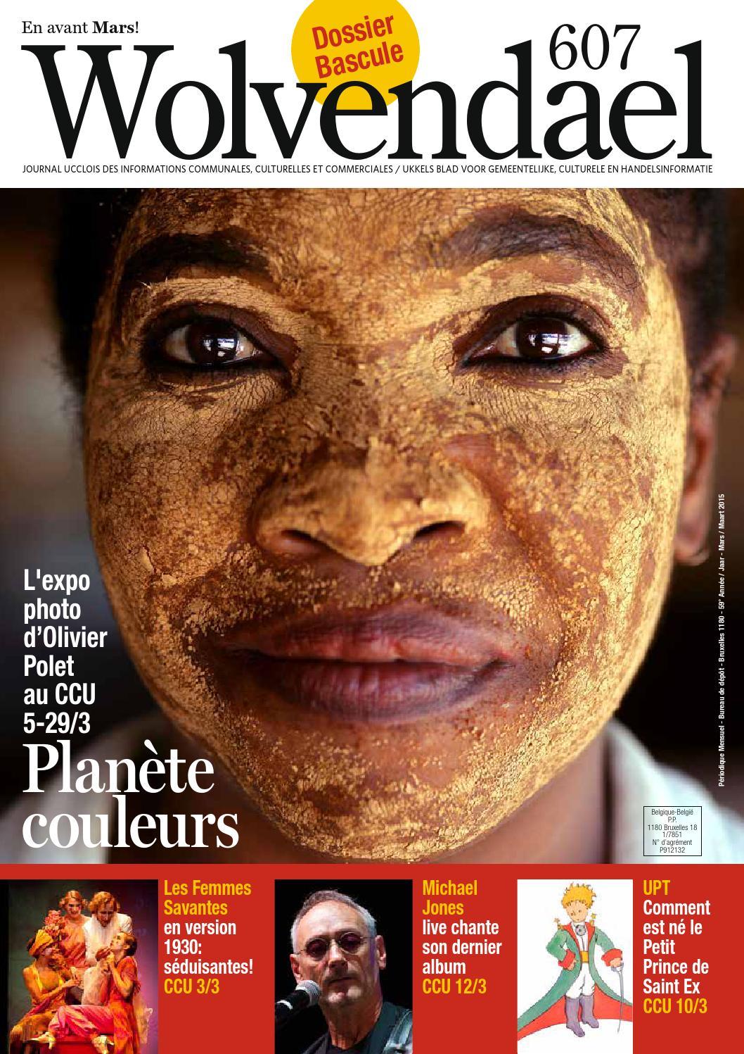 Wolvendael Magazine N 607 Mars 2015 By Centre Culturel Duccle Issuu