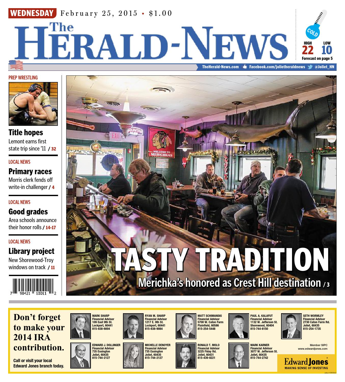 Wednesday Marks 17 Years Since Columbine High School: JHN-2-25-2015 By Shaw Media