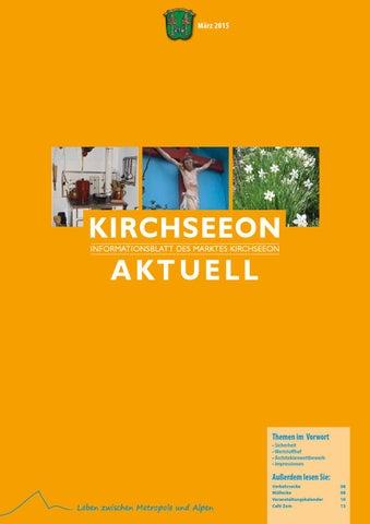 Kirchseeon Marz 2015 By Gemeindeblatt Issuu