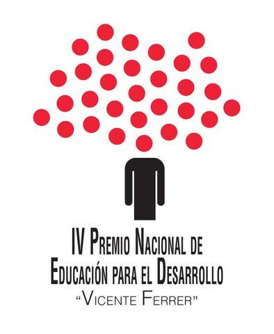 IV Premio Nacional de Educación para el Desarrollo Vicente Ferrer by ...
