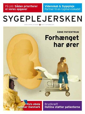 4a1dc2ad2da Sygeplejersken № 10, 2014 by Sygeplejersken - issuu