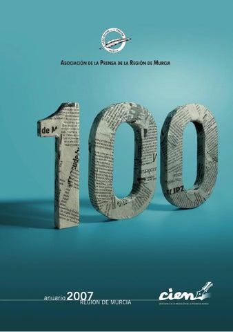 Anuario de la Región de Murcia 2007 by Colegio Periodistas Región ... 6e2bbf53d467a