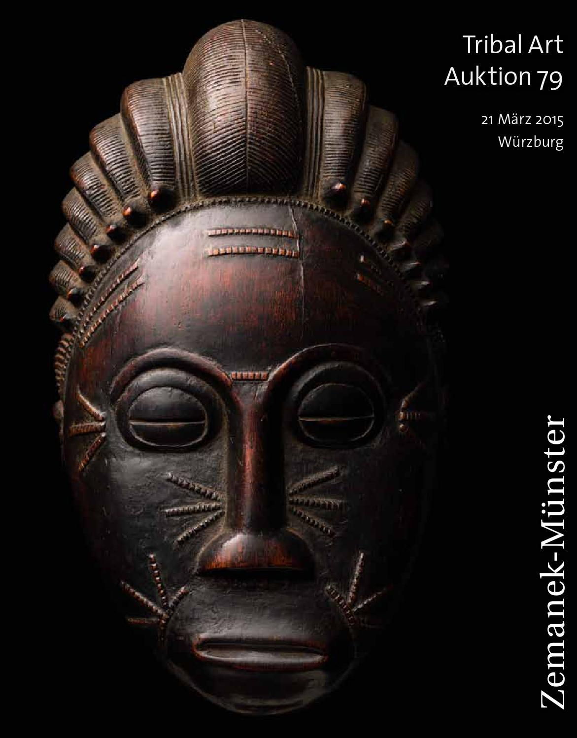 79th tribal art auction - 21st of March 2015 - starting at 2pm by ...