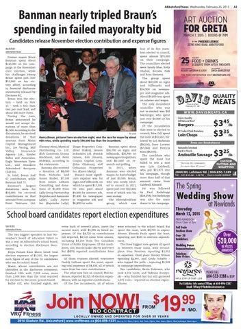Abbotsford News, February 25, 2015 by Black Press Media Group - Issuu