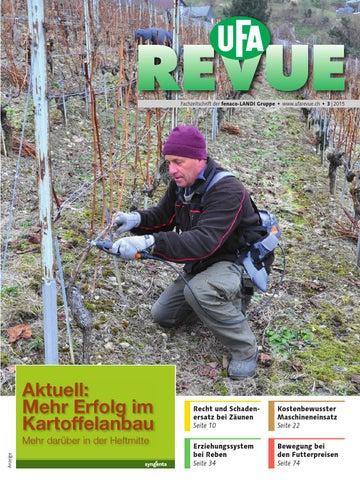UFA-Revue 03/2015 by fenaco Genossenschaft - issuu