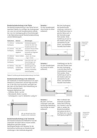 Berühmt Fassaden aus Holz (proHolz Austria) by DETAIL - issuu AJ54