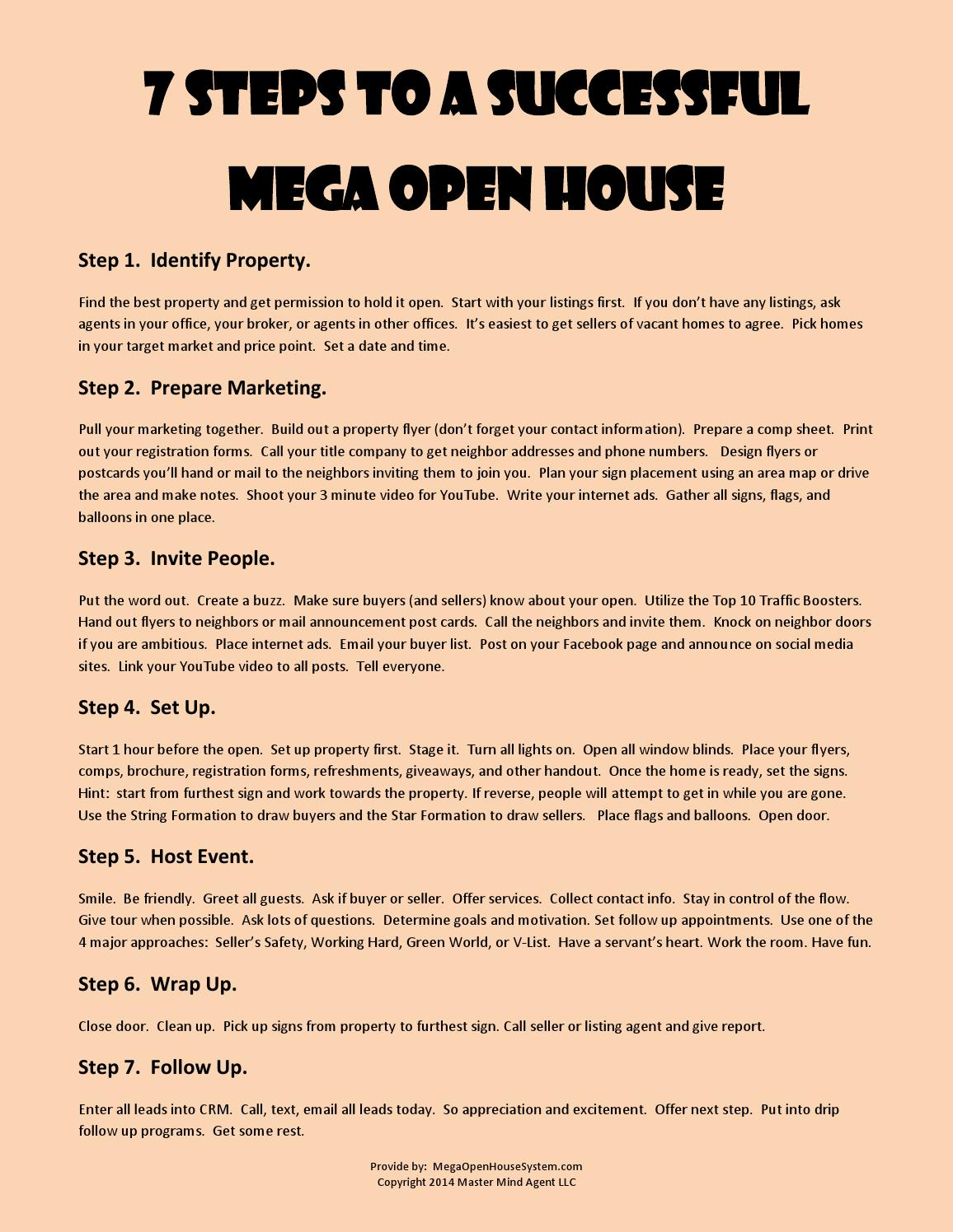 Mega open house system 7 steps by Phil Lande - issuu