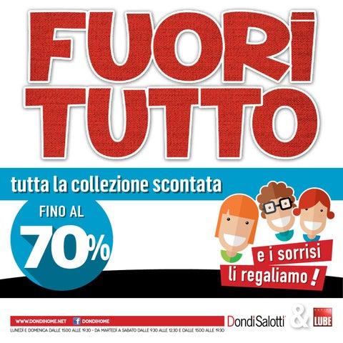 Fuori Tutto Dondi Salotti by Pierpaolo Dondi - issuu