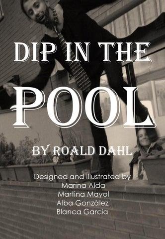 dip in the pool roald dahl