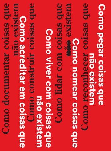 0192c3dc6 31ª Bienal de São Paulo (2014) - Livro by Bienal São Paulo - issuu
