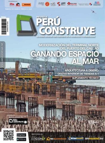 REVISTA PERÚ CONSTRUYE ED. 33 by Grupo Digamma - issuu
