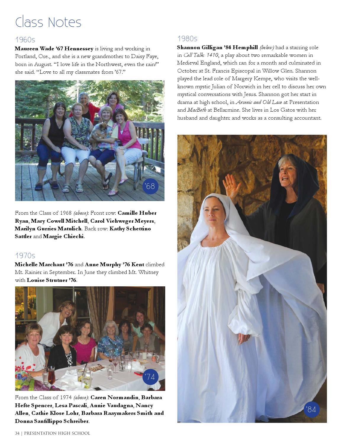Presentation Magazine Winter 2014 by Presentation High