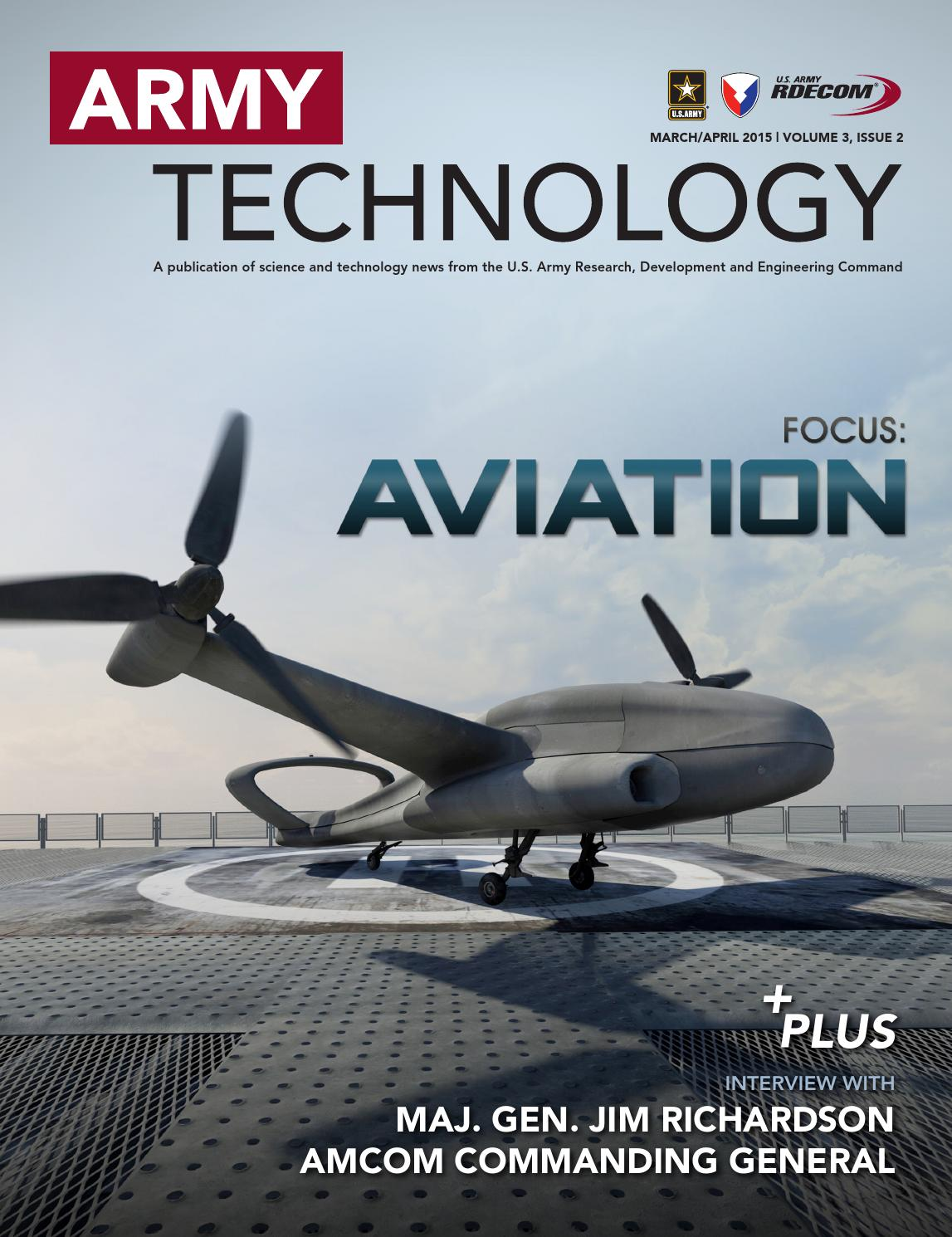 Army Technology Magazine By Us Rdecom Issuu Aircraft Wiring Harnesses Quote Request A Interconnect