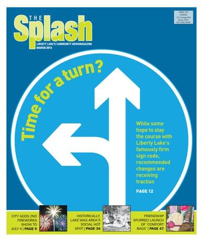 June 2014 Splash By The Liberty Lake Splash Issuu