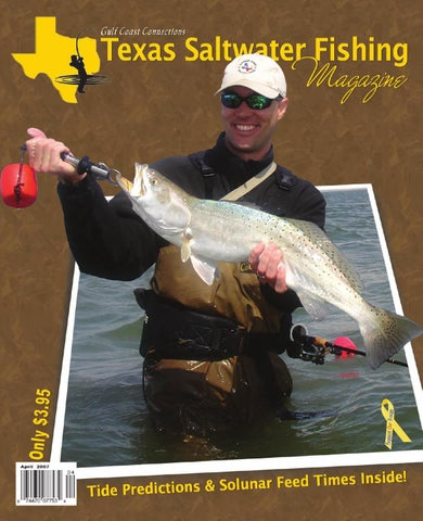 367df5994025a April 2007 by Texas Salwater Fishing Magazine - issuu