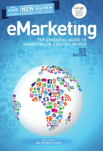 4466071cf4ddc eMarketing The essential guide to marketing in a digital world 5th Edition
