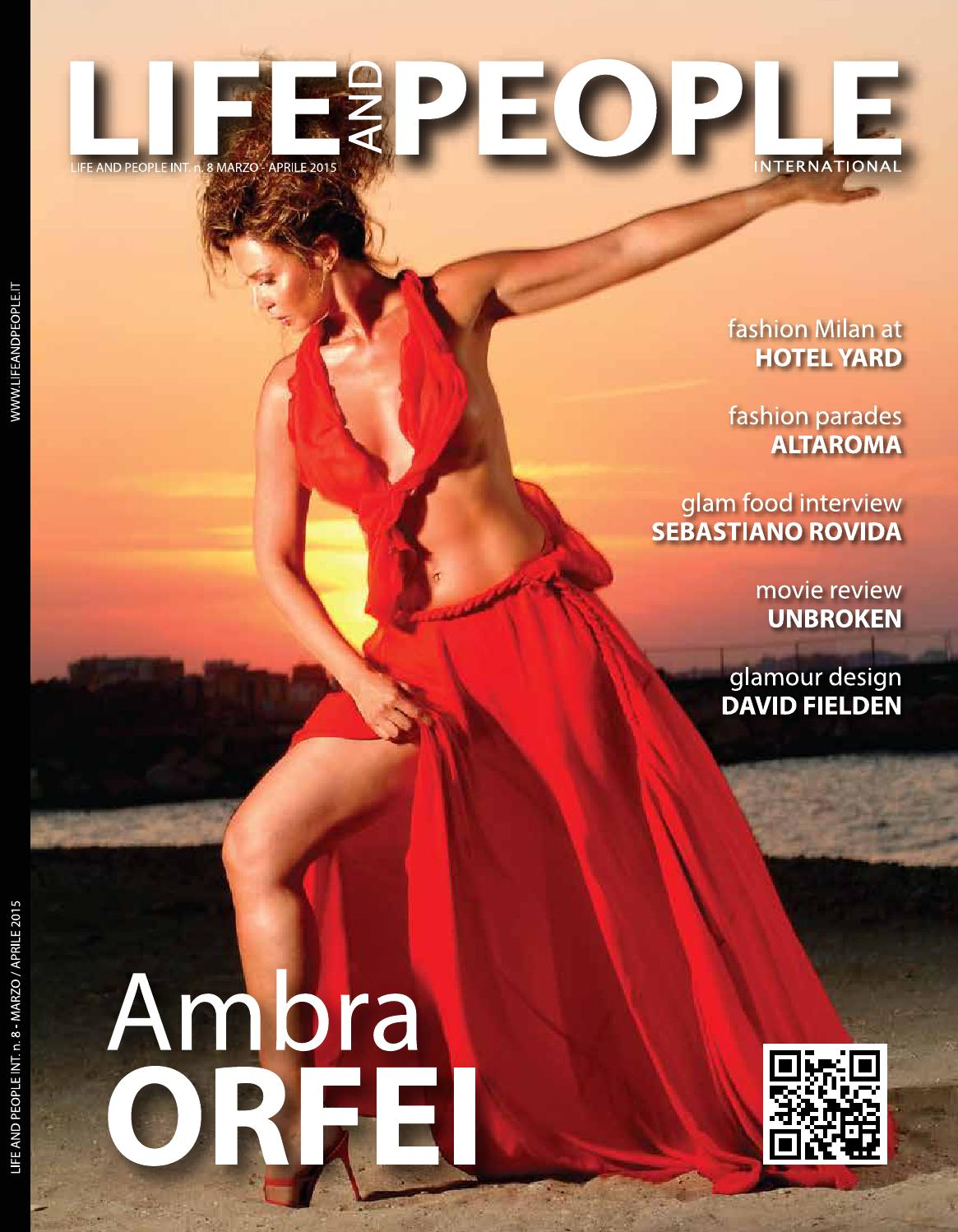 outlet store 52df1 18b20 Life and people - international n.8 - marzo aprile 2015 by Life People  Magazine - issuu