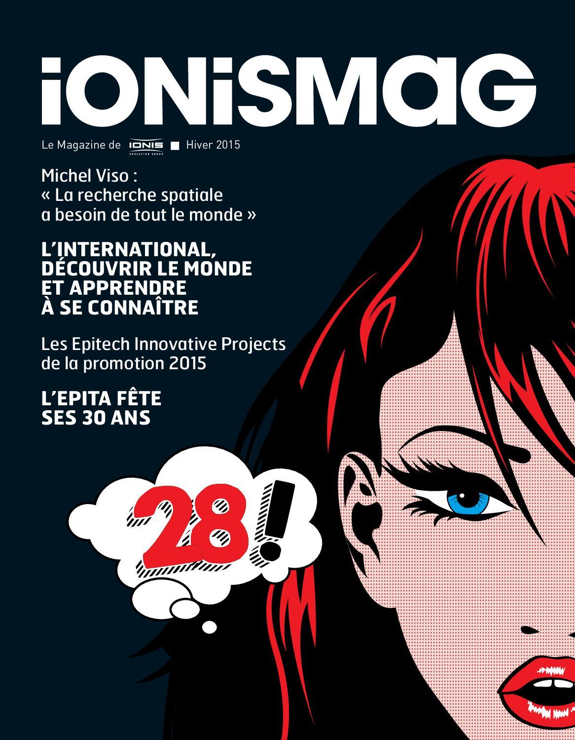 Magazine Apprendre La Photo ionis mag #28ionis education group - issuu