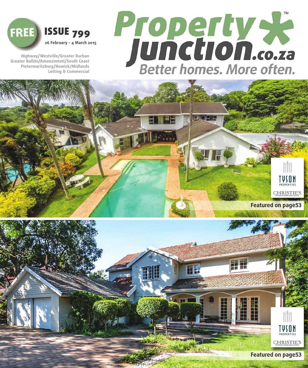 Kwazulu - Natal Issue 799 by PropertyJunction - issuu