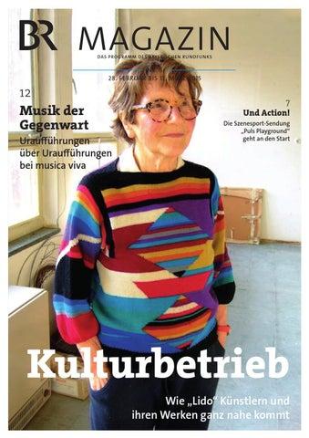 Br Magazin Nr 5 Vom 2802 13032015 By Bayerischer Rundfunk Issuu