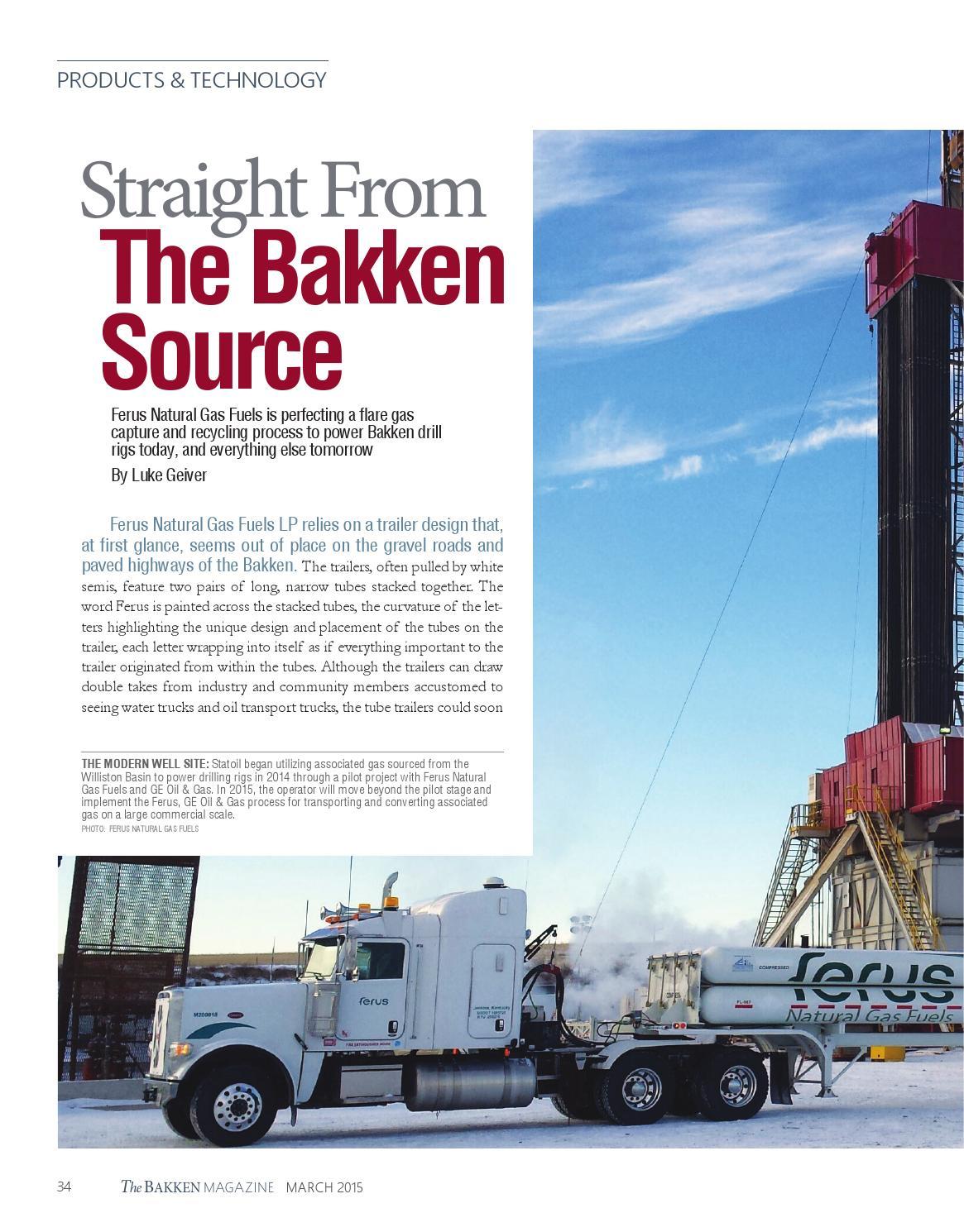 Ferus Natural Gas Fuels Lp