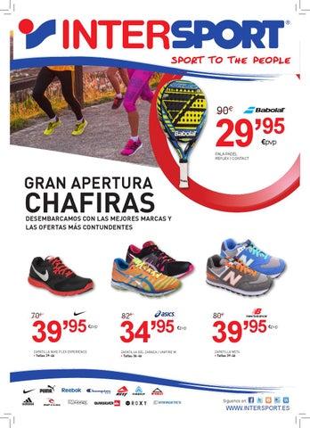 newest da129 0a85a Intersport folleto chafiras febrero 2015