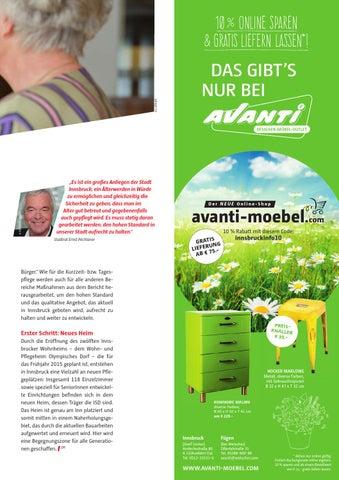 Innsbruck Informiert März 2015 By Innsbruck Informiert Issuu