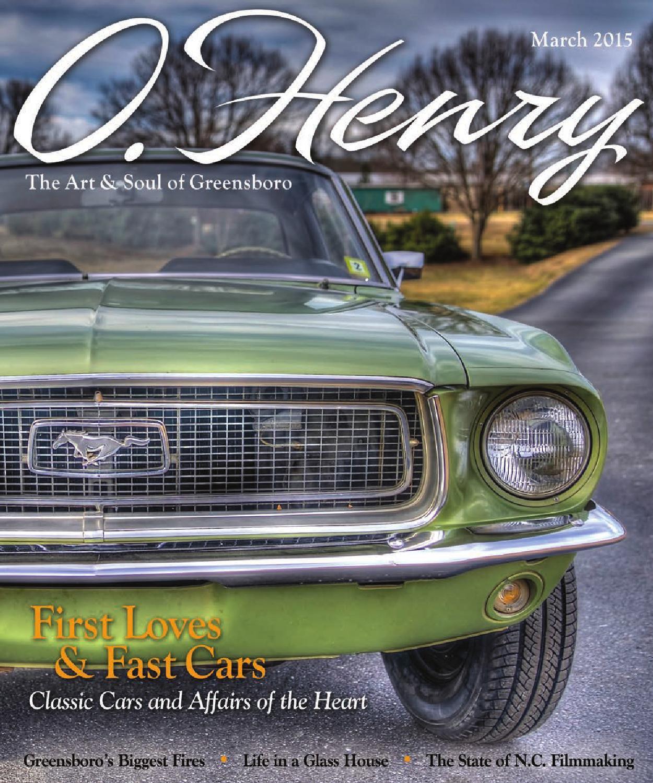 O henry march 2015 by o henry magazine issuu