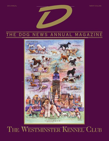 dfa25e1f71e772 D The Dog News Annual 2015 by Dog News - issuu
