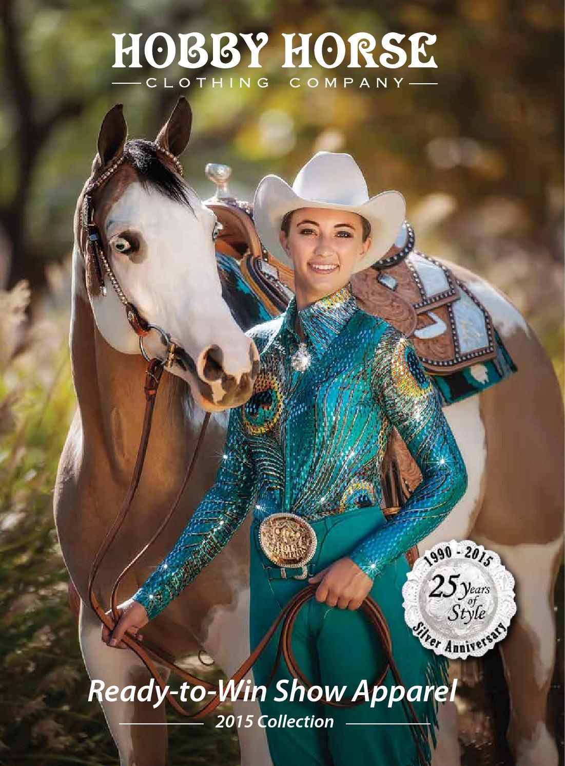 2015 Hobby Horse Catalog by Hobby Horse