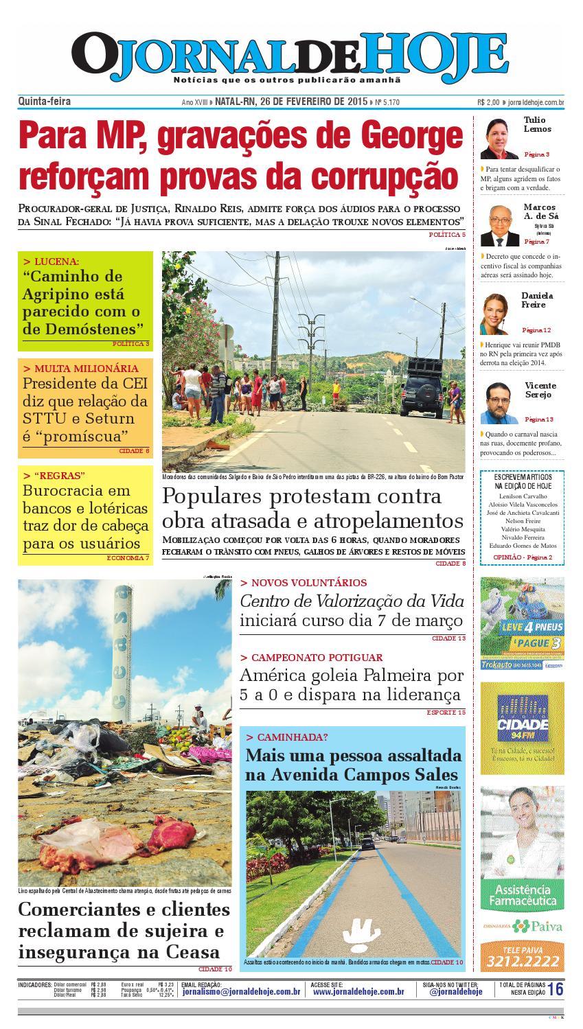 26022015 by Marcelo Sá - issuu 44616a92e5557