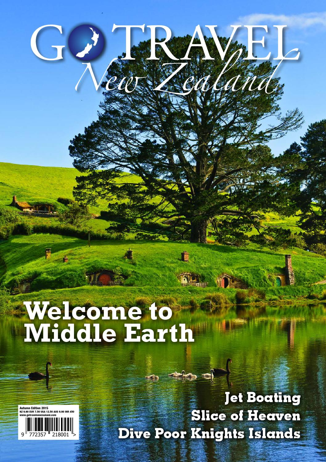 Go Travel Nz Autumn 2015 By Waterford Press Limited Issuu Mooi Printing Premium Sweater Top Garden Bunny M