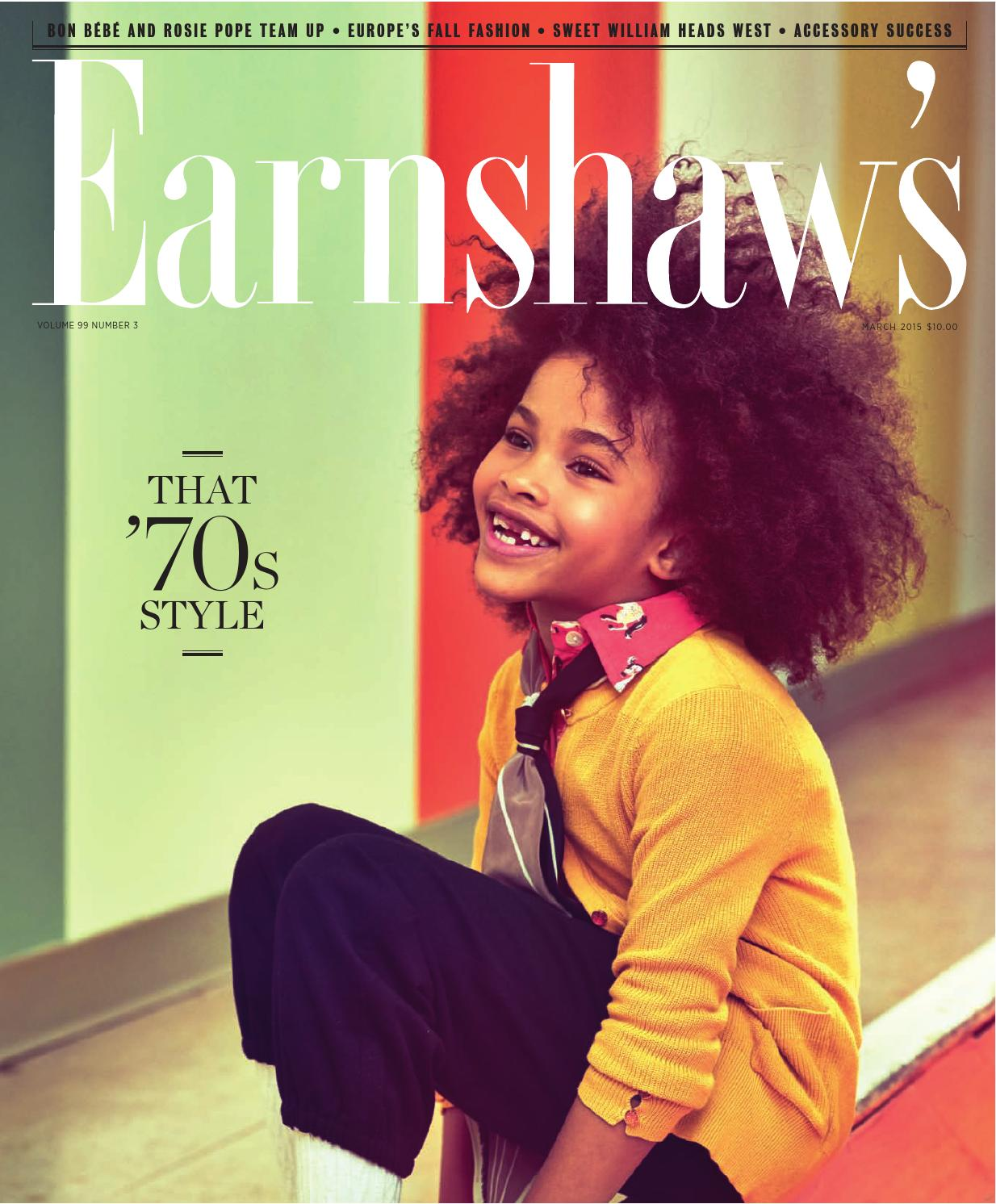 Earnshaws March 2015 By 9threads Issuu Beberosie