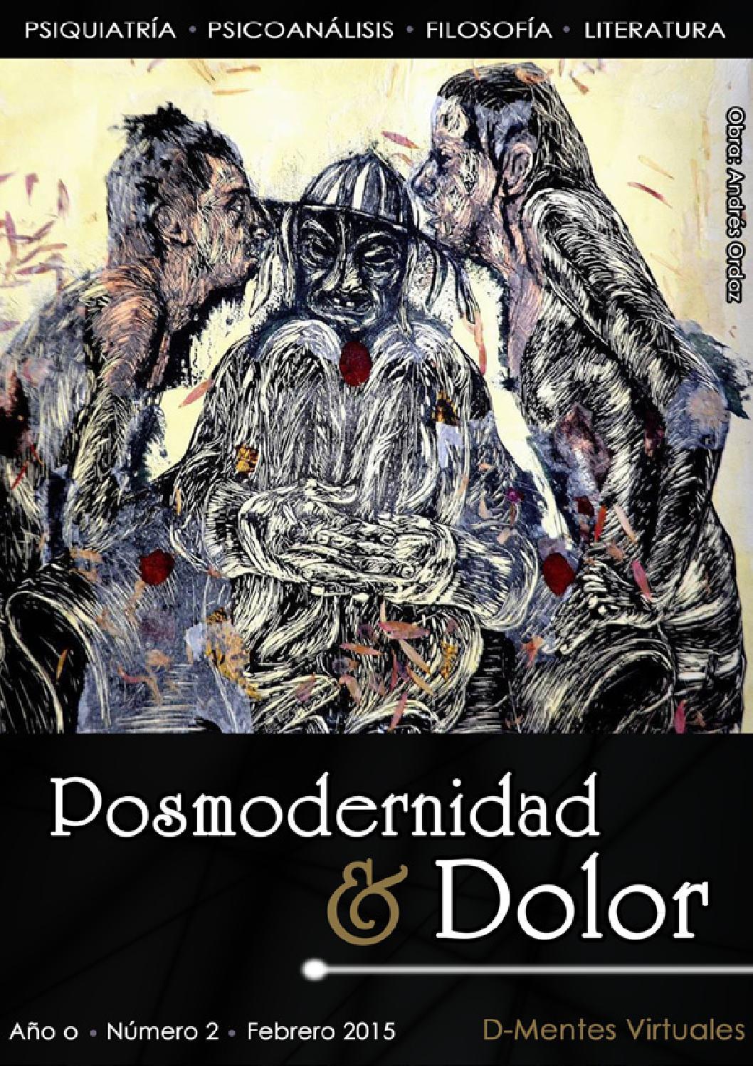 Posmodernidad y dolor final by D-Mentes Virtuales - issuu