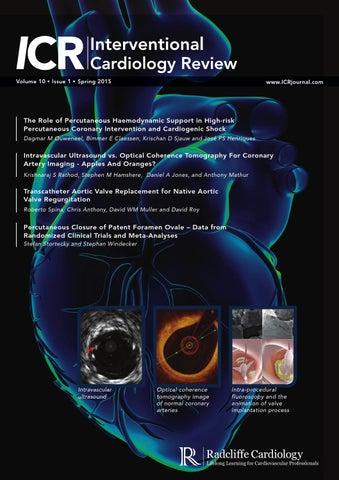 Icr 101 By Radcliffe Cardiology Issuu