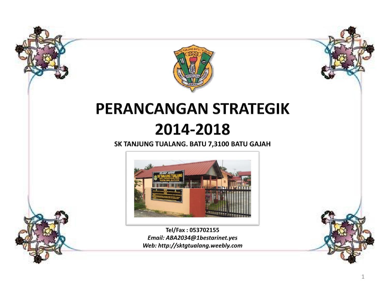Perancangan Strategik 2015 2018 By Sk Sultan Yussuf Issuu