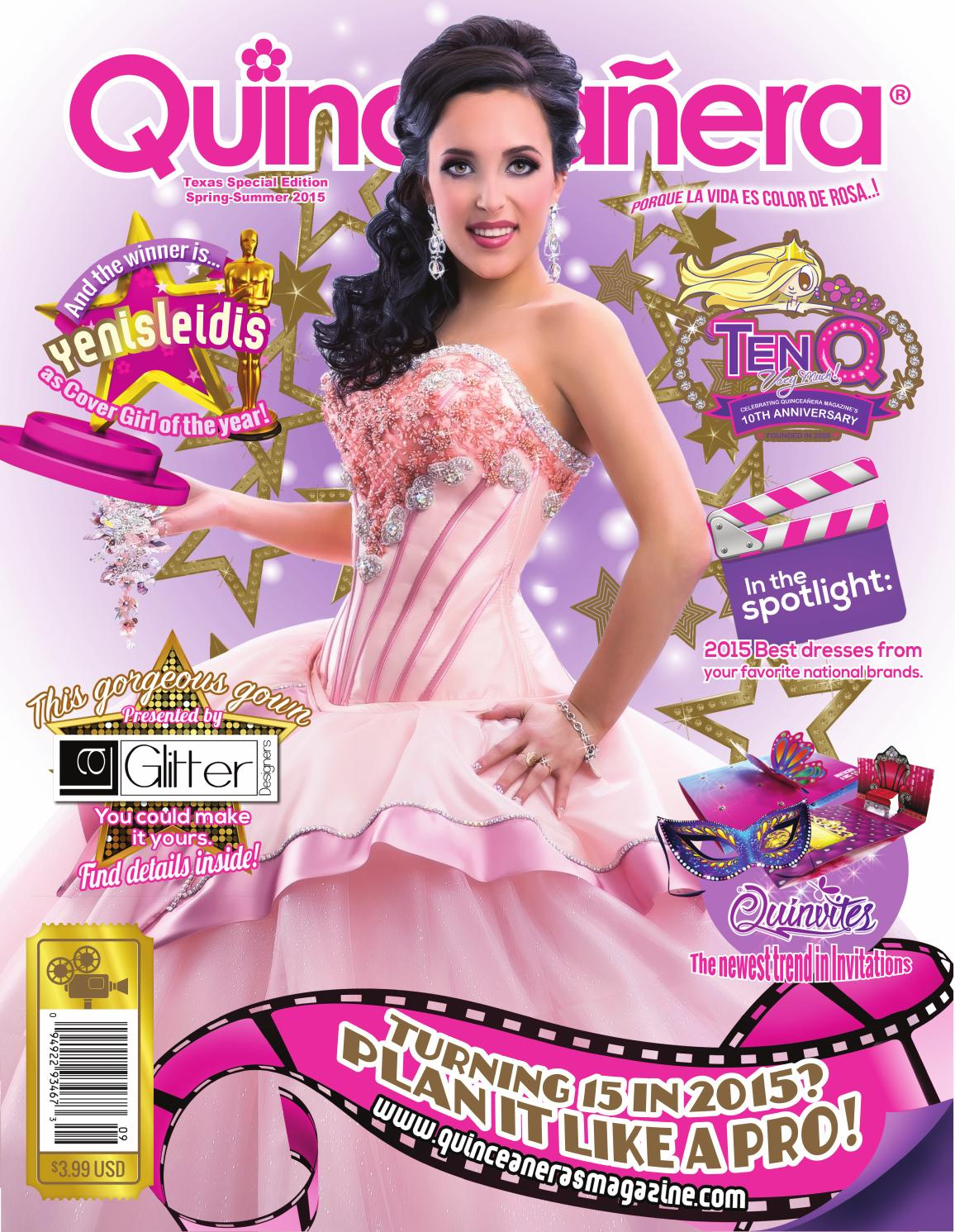 Houston magazine 2015 final by Texas Quinceaneras Magazine - issuu