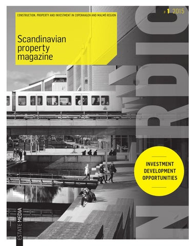 8a6703cb0a2 SCANDINAVIAN PROPERTY MAGASIN 2015 by Estate Media (DK) - issuu