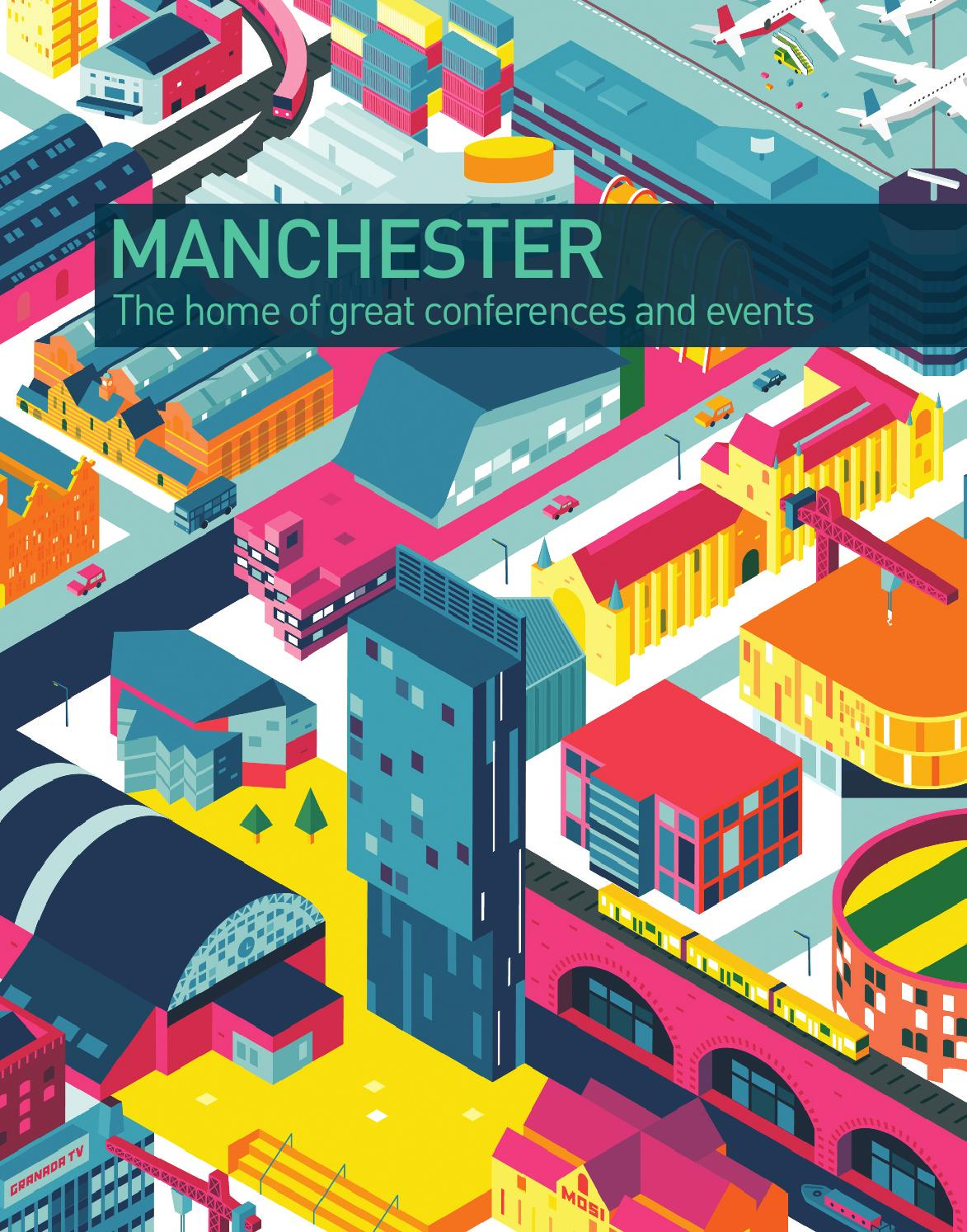 D Exhibition Manchester : Manchester conference exhibition guide by