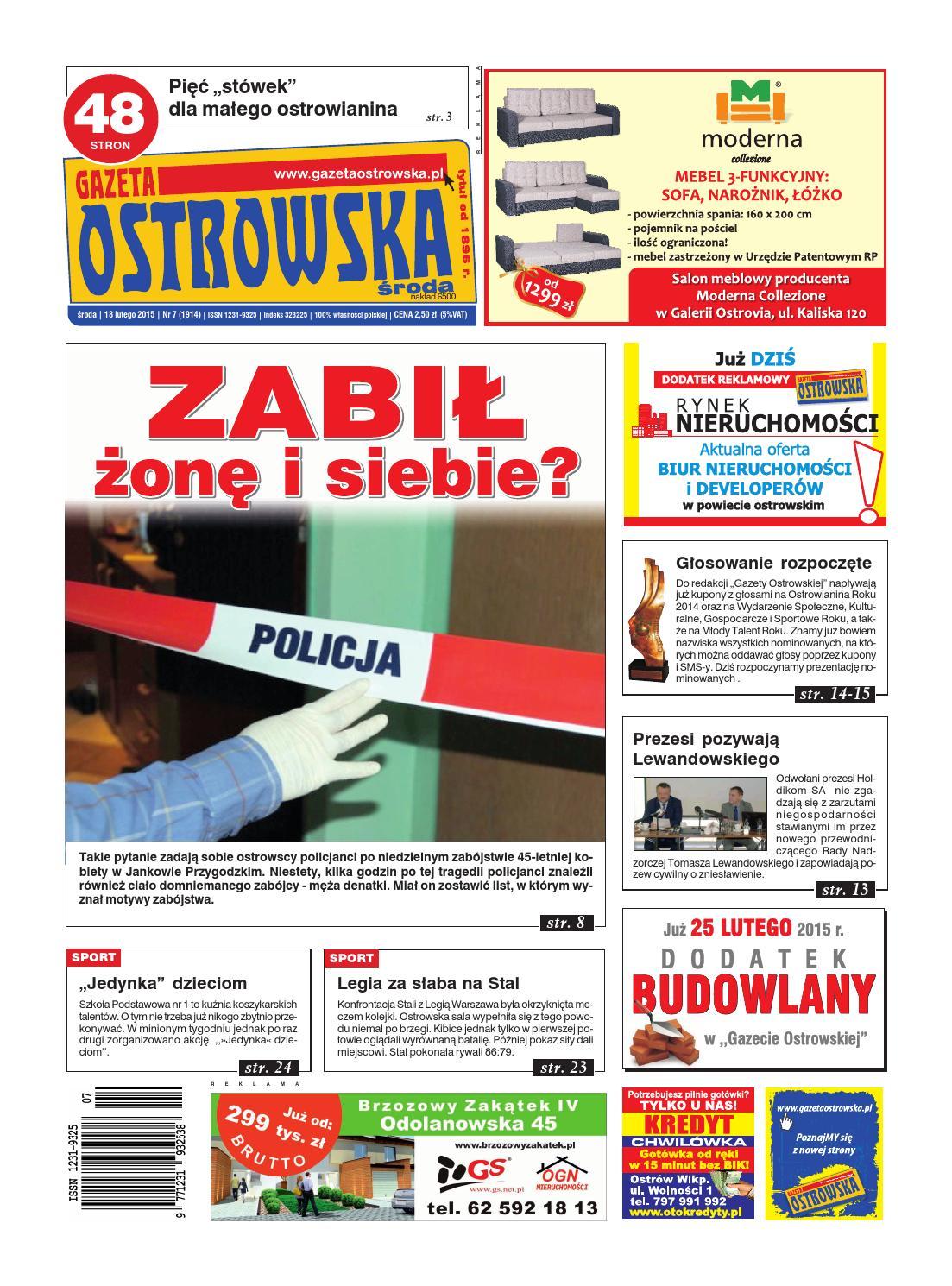 32strony+programtv! - Nasze Strony Ostrzeszowskie