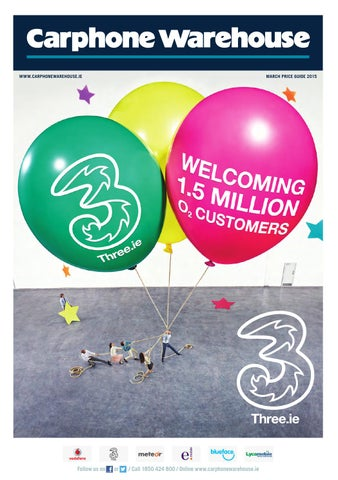 March 2015 Guide by The Carphone Warehouse - issuu