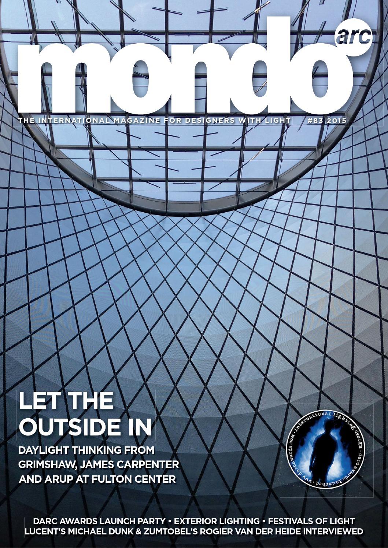 mondo*arc Feb/Mar 2015 - Issue 83 by Mondiale Publishing - issuu