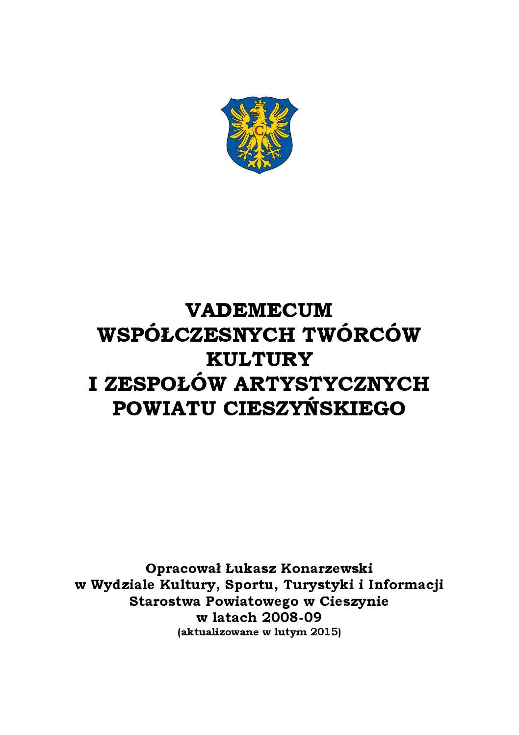 Vademecum By Webdesign Expertseu Damian Macura Issuu